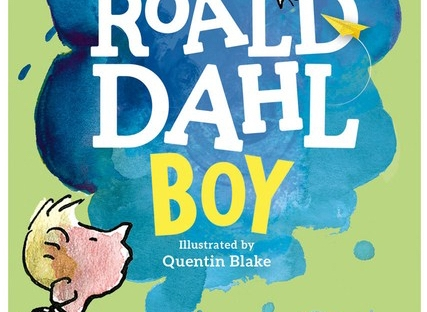 BOOK REVIEW Boy By Roald Dahl A Literary Playground