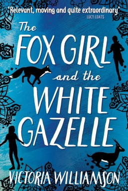 Fox Girl and the White Gazelle