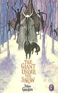 Giant under the snow
